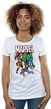 Marvel Mujer Hero Group Camiseta