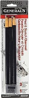 أقلام رصاص الفحم من بيل آند سكيتش 3 عبوات