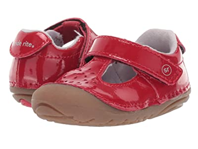 Stride Rite SM Amalie (Infant/Toddler) (Red) Girls Shoes