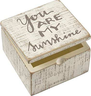 Slat Box - My Sunshine, Set of 2