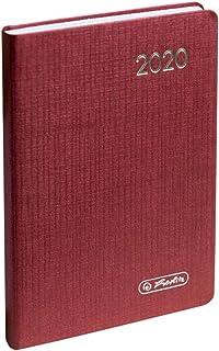Import Allemagne Diff/érents coloris Herlitz 5568712 Carnet dadresses 10,5 x 13,5 cm