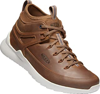 KEEN Mens Highland Leather Mid Height Casual