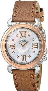 [フェンディ]FENDI 腕時計 セレリア ホワイトパール文字盤 ダイヤモンド F8012345H0D1-SSN18-R02S-SSN-18R-04S レディース 【並行輸入品】