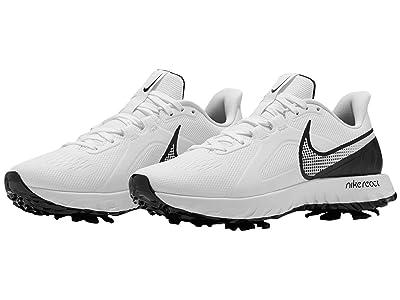 Nike Golf React Infinity Pro (White/Black) Men