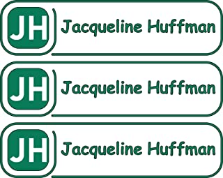 All-purpose, Custom Name Labels, Name And Initials, Multiple Colors And Sizes, Waterproof, Microwave And Dishwasher Safe, Washer And Dryer Safe, Custom Labels, Personalized Labels, Camp Labels