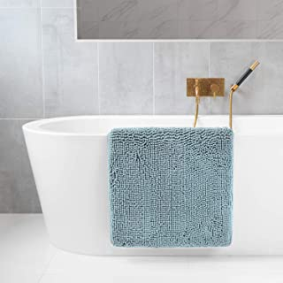 TAFTS Ultra Soft Luxury Bathroom Rugs and Mats Sets, Chenille Microfiber, Absorbent..