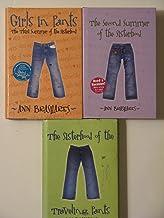 Ann Brashares Traveling Pants 3 Book Set - The Sisterhood of the Traveling Pants, The Second Summer of the Sisterhood, Gir...