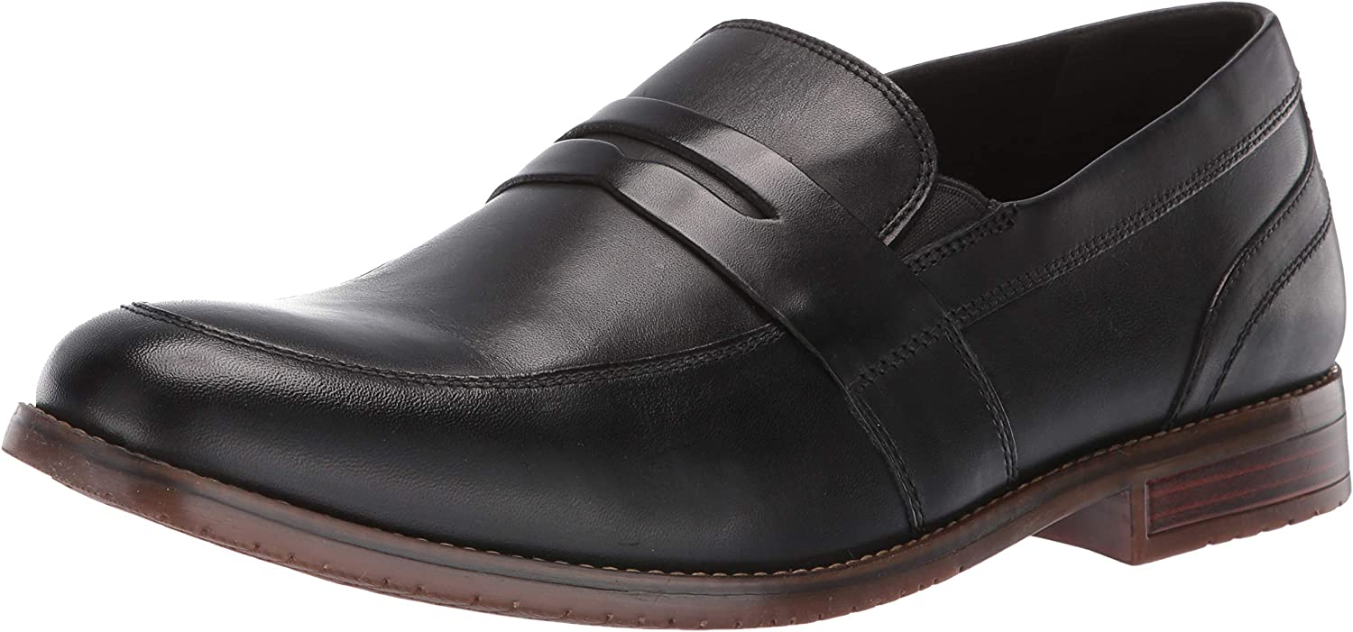 Rockport Men's Be super welcome Sp3 Dble Loafer Omaha Mall Penny Gore