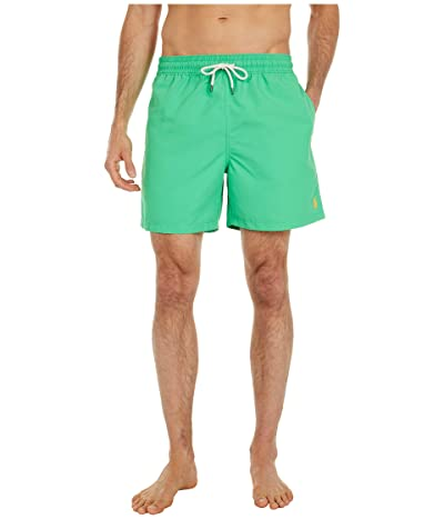 Polo Ralph Lauren Traveler Swim Trunks (Neon Green) Men
