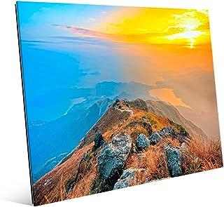 Picture Wall Art Your Photo on Custom Acrylic 20 x 16 Horizontal Print