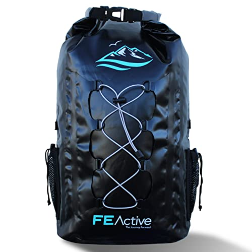 23d7cdeede36 FE Active - 30L Eco Friendly Waterproof Dry Bag Backpack Great for All  Outdoor and Water