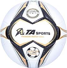 Ta Sports 15020256 Football - 3/32, Beige/Black/Gold