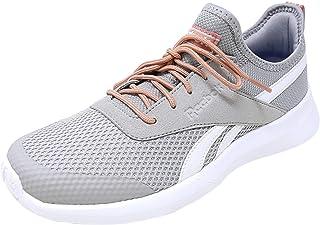 Reebok Women's Royal Ec Ride 2 Stark Grey White Chalk Ankle High Walking Shoe M