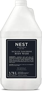 NEST FRAGRANCES New York Sicilian Tangerine Body Wash - 1 Gallon/128 Ounces