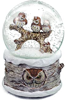 branded snow globes