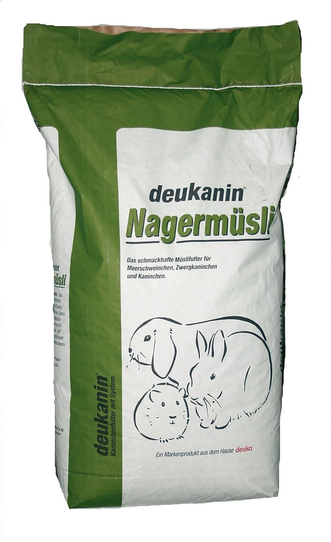 19+ 8 kg Deukanin Nagermüsli Kaninchenfutter  Amazon.de Haustier Kollektion