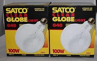 Best g40 5 watt clear light bulbs Reviews
