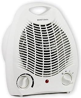 Ambiente lanzando, Radiador y ventilador de 1000W/2000W, regulable con protección contra la surchauffe