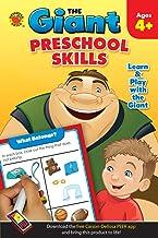 Giant: Preschool Skills Activity Book (The Giant)