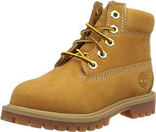 Timberland 6 Premium Boot with Closure (Toddler/Little Kid/Big Kid)