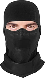 WTACTFUL Balaclava Ski Mask, Wind-Resistant Face Mask,...