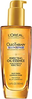 L'Oreal Paris Hair Expertise OleoTherapy All Perfecting Oil Essence, 3.4 Fluid Ounce