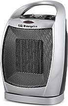 Orbegozo CR5021 Calefactor Cerámico, 1500 W, Gris