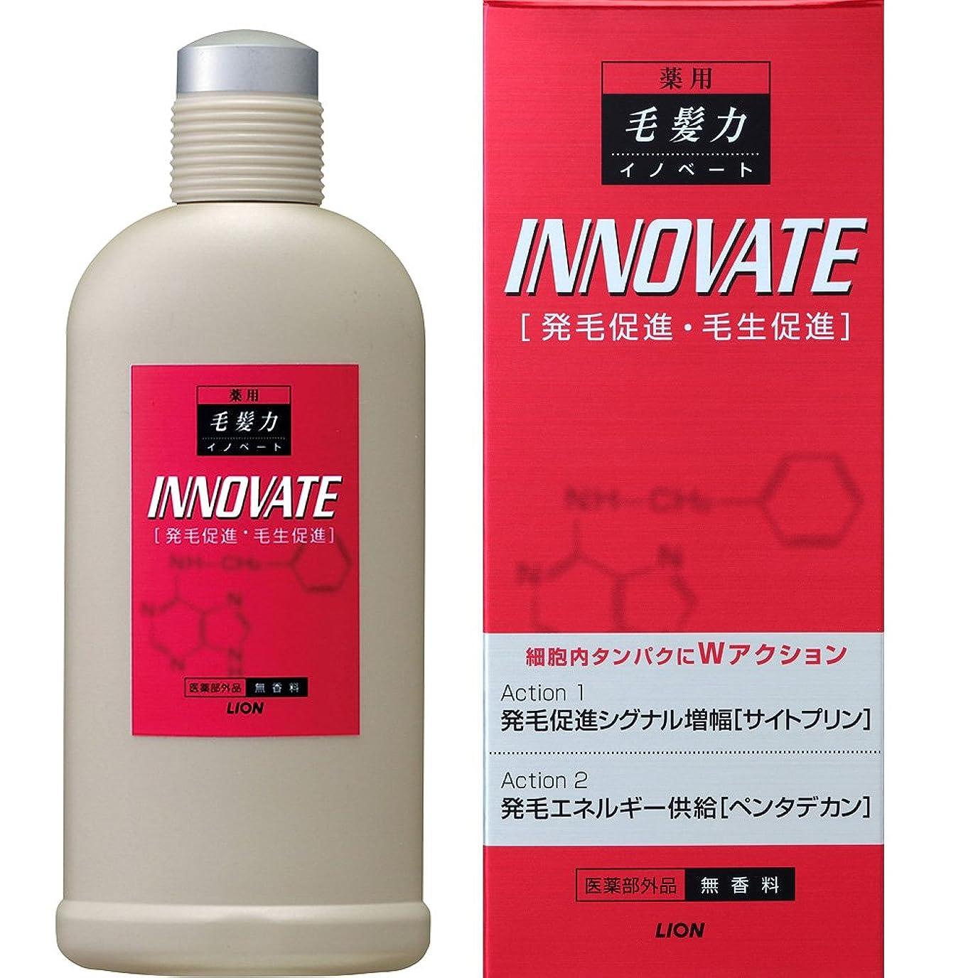 短命伝統的野菜薬用毛髪力イノベート 育毛剤 200ml(医薬部外品)
