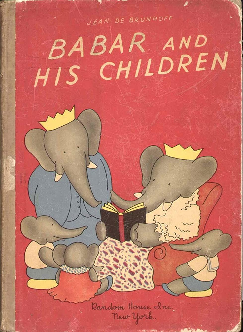 Babar and his children (Dandelion library)
