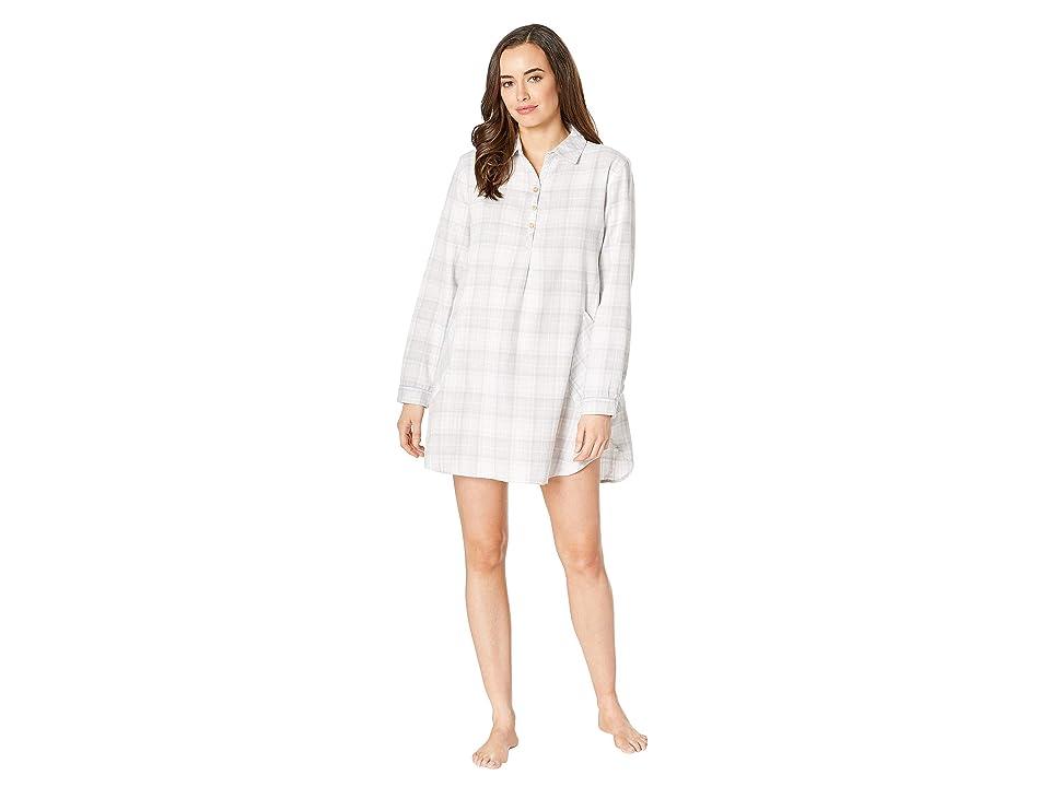 UGG Gabri Sleepshirt and Sock Set (Lavender Aura Plaid) Women