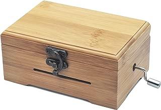 Kit de engranaje de caja de música con manivela, de Wingostore, con 30 notas, para hacer tus melodías