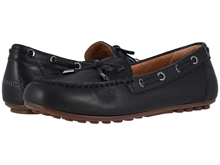 VIONIC  Virginia Leather (Black) Womens Shoes