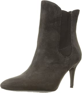 Lauren Ralph Lauren Women's Pashia Boot, Charcoal, 9 B US