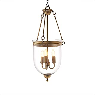 Georgian Brass Lantern -S   Eichholtz Cameron