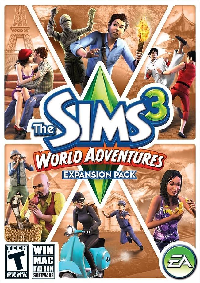 ランチ現在鉛筆The Sims 3: World Adventures Expansion Pack (輸入版)