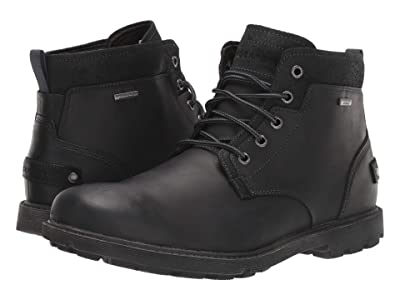 Rockport Rugged Bucks II Chukka (Black) Men