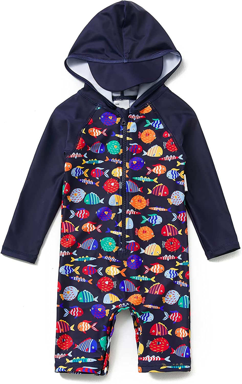 Baby Sale Special Price Boys One Piece Swimsuit UPF New mail order Short 50+ Sun Protection Sleeve