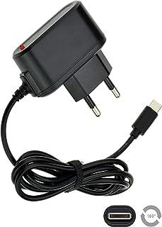 Favory-Shop Netz – laddkabel kompatibel med Doro 8080 | USB-C Typ-C USB 3.0 SuperSpeed (2 Ampere snabbladdare) nätdel nätl...