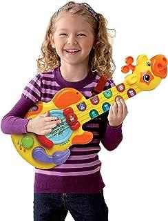 Vtech 伟易达 儿童迷你吉他玩具乐器 长颈鹿