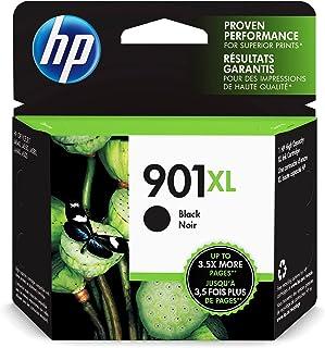 HP 901XL High Yield Black Original Ink Cartridge (CC654AN)