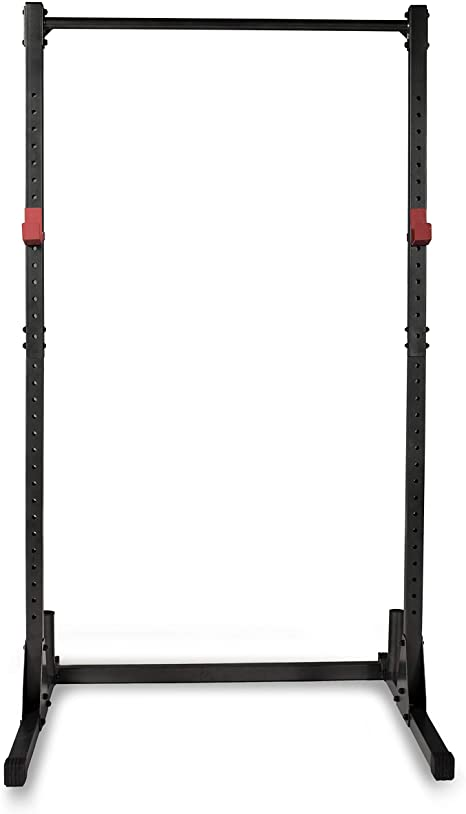 CAP Barbell Power Rack Exercise Stand With Pull-Up Bar