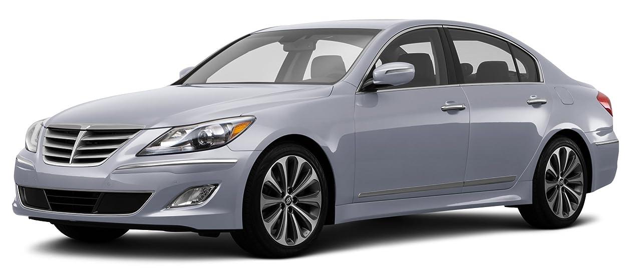 Hyundai Genesis R Spec >> 2014 Hyundai Genesis 5 0l R Spec 4 Door Sedan V8 Santiago Silver