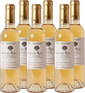 Chateau Roumieu Sauternes AC Dessertwein süß Frankreich 2016 lieblich 6x 0.375 l
