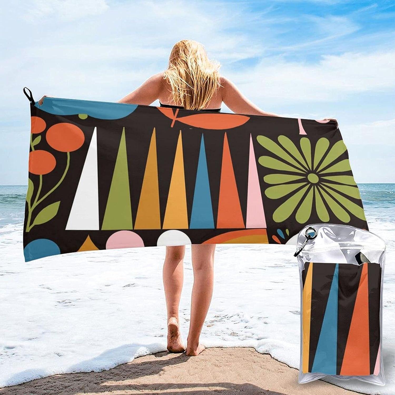OFFicial site Jessgirl Printing Quick Drying Ranking TOP2 Bath Horizontal Towel