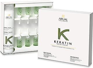 ARUAL Pack Tratante Keratina Para El Crecimiento Del Cabello