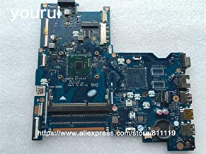 Pukido yourui 15-AC 15-AC010NU For MOTHERBOARD 815248-001 ABQ52 LA-C811P With CPU N3050 Mainboard working - (Plug Type: NEW)
