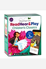 Read Hear & Play: Children's Classics (6 Storybooks & Downloadable Apps!) Hardcover