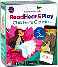 Read Hear & Play: Children's Classics (6 Book Set & Downloadable App!)