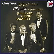 String Quartets By Franck And Smetana