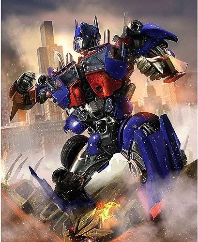 ventas en linea WYF's Puzzle Comic Transformers Jigsaw Puzzles, Puzzles, Puzzles, Fine Handmanship 500,1000,1500pc Puzzle, Juego de Juguetes en Caja para Adultos Niños Niños P7015 (Color   D, Talla   1500pc)  ventas calientes